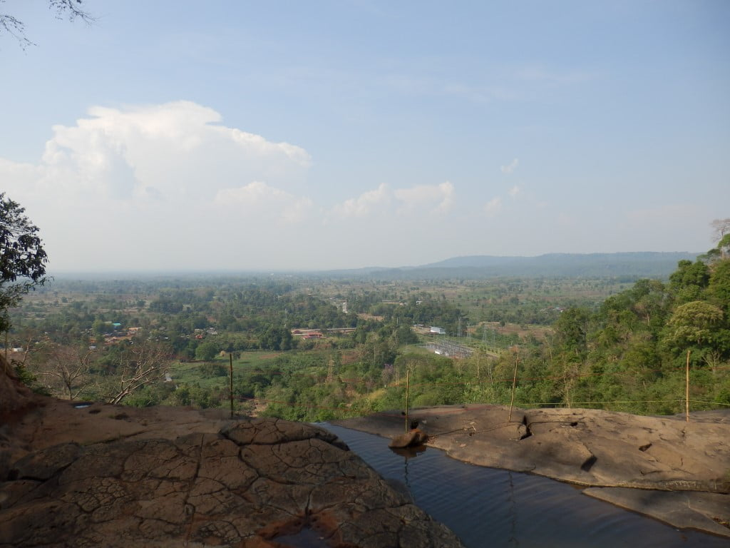 Viewpoint Tat Soung, Bolaven Plateau