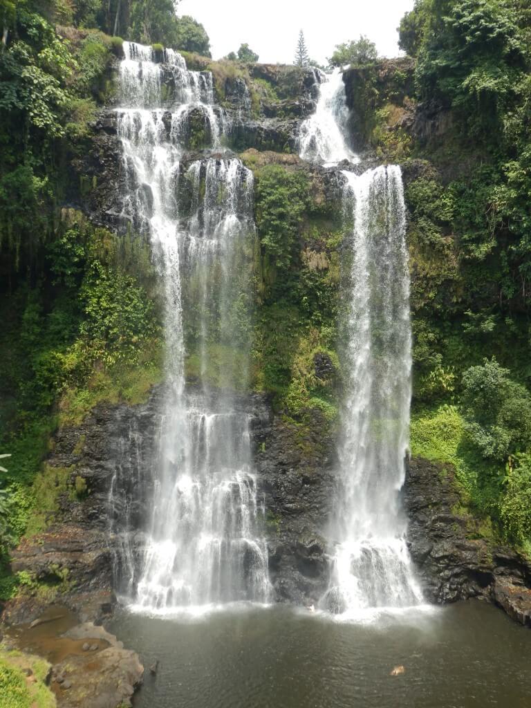Tad Yuang Falls, Pakse loop