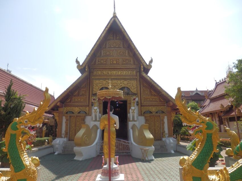Chiang Mai Travel Guide - Temples