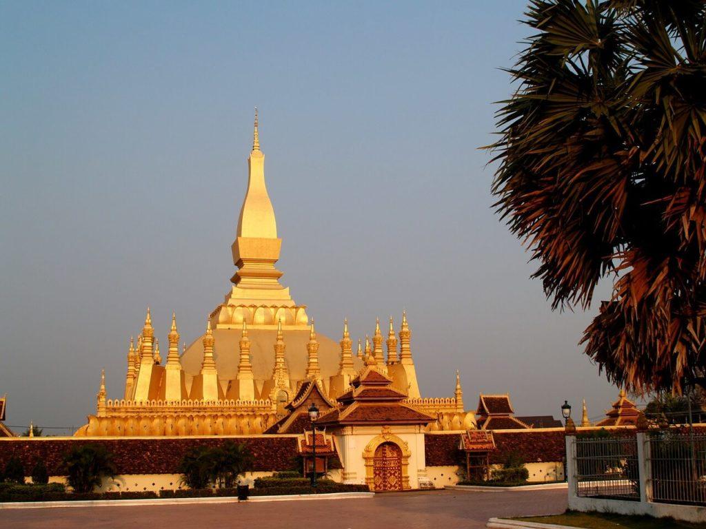 Pa That Luang Vientiane