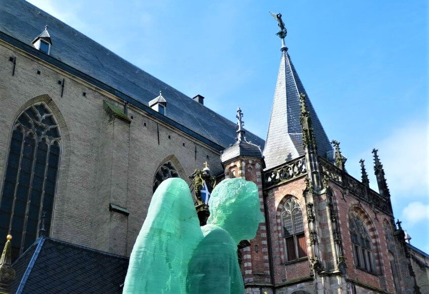 Sights in Zwolle: Sint Michael Church