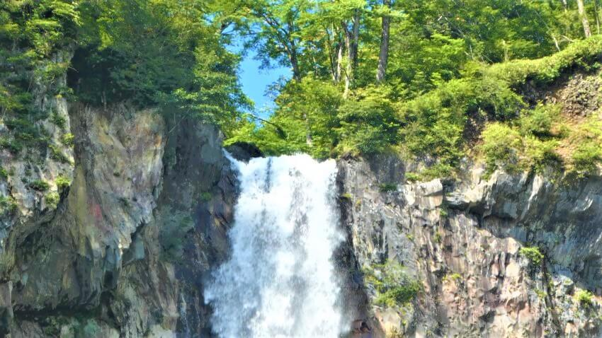 Top of the Kegon Falls, Nikko National Park