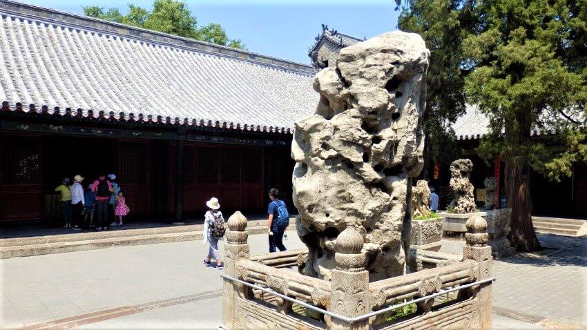 Kong Residence in Qufu, China