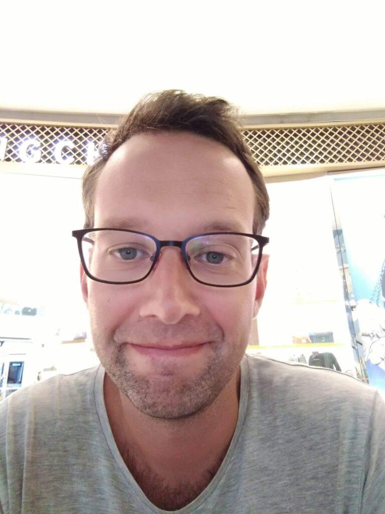 Steven Vredenborg profile