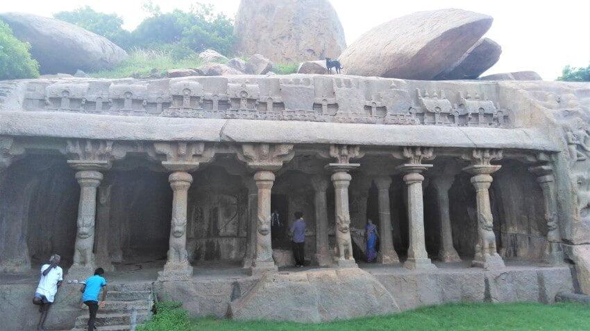 Pancha Pandava, Mahabalipuram