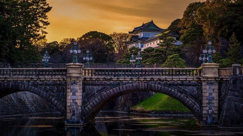 Tokyo Travel Guide, Royal Palace