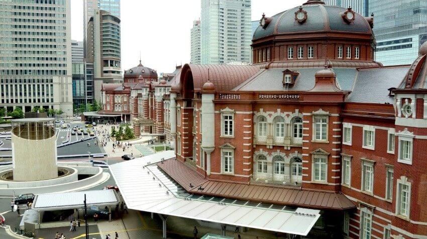 Tokyo Travel Guide, Tokyo Station