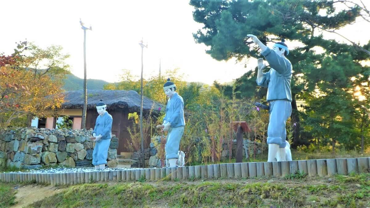 Korean Ninja in the Penis Park