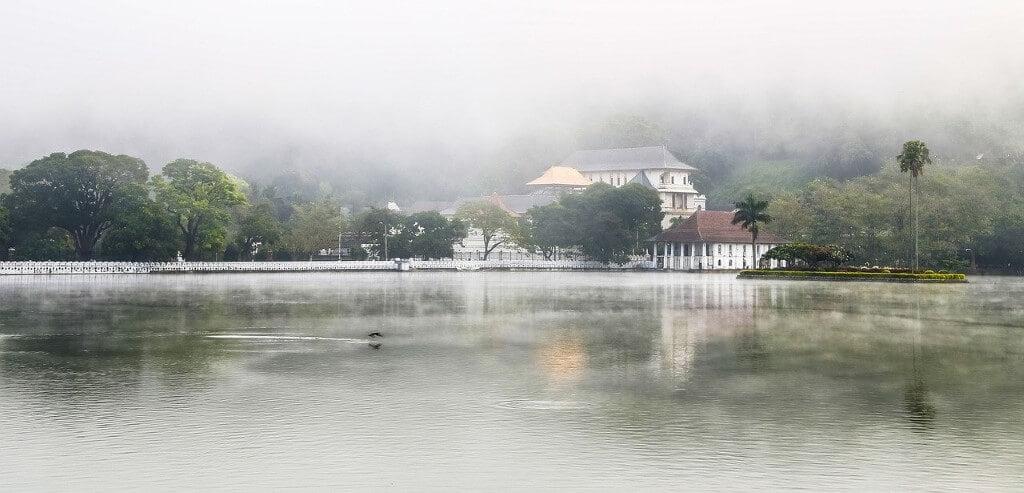 Artificial Lake Kandy