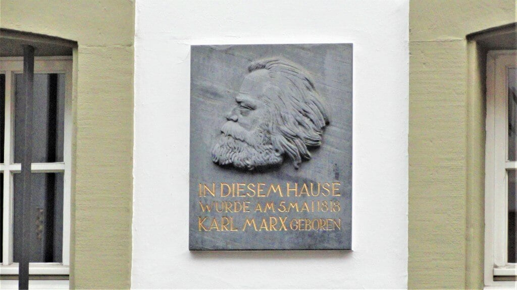 The Museum Karl-Marx-house in Trier