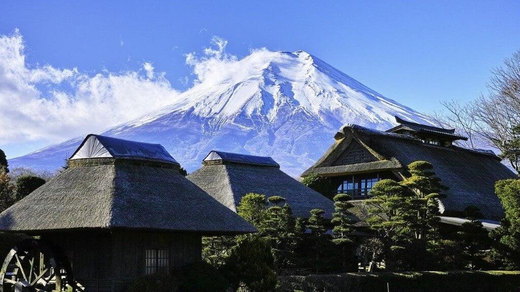 Climbing Mount Fuji in Japan?