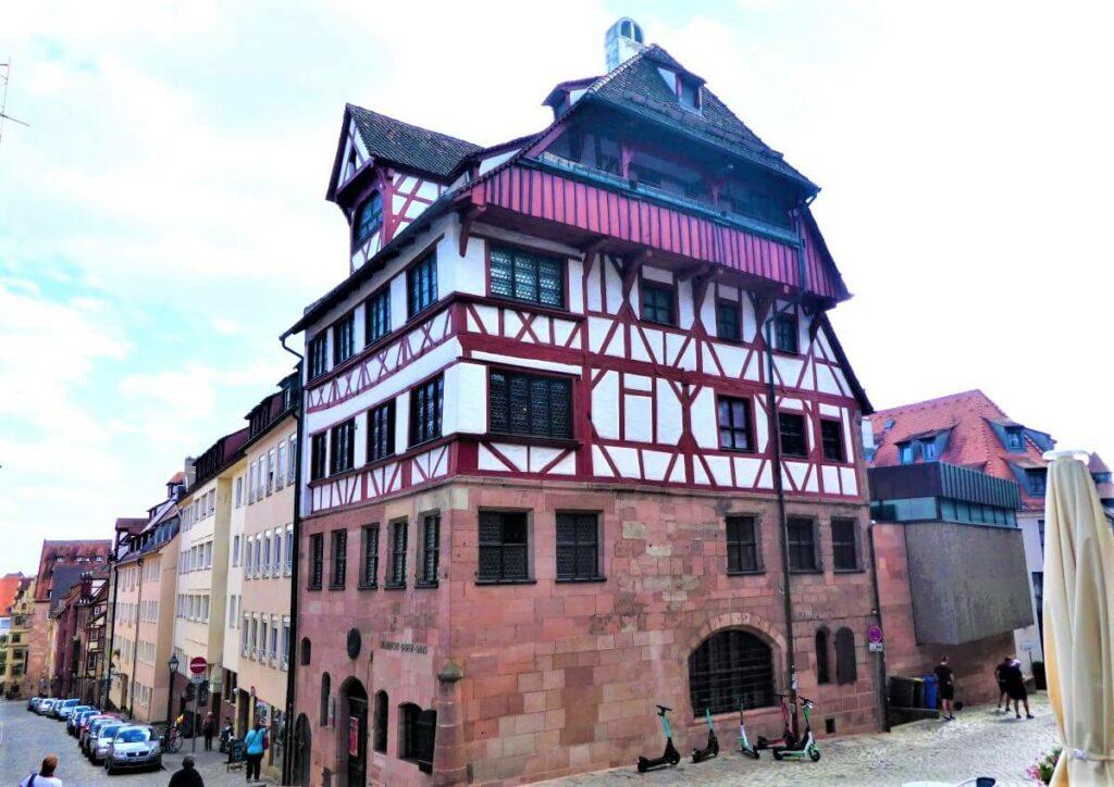 Museum and house of Albrecht Durer