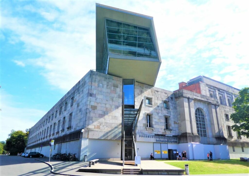 Documentation center Reichsparteitagsgelände or the Nazi Party Rally Grounds