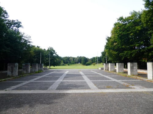 The Nazi Party Rally Grounds today