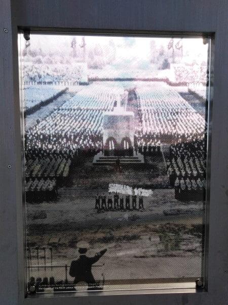 Zeppelin field in Nuremberg
