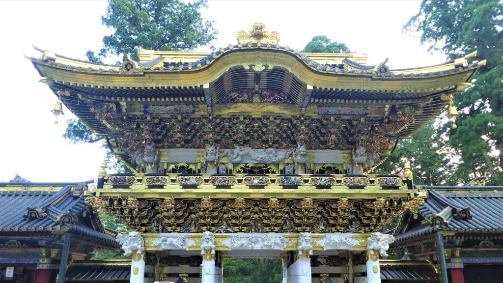 Yomeimon Gate, Toshogu