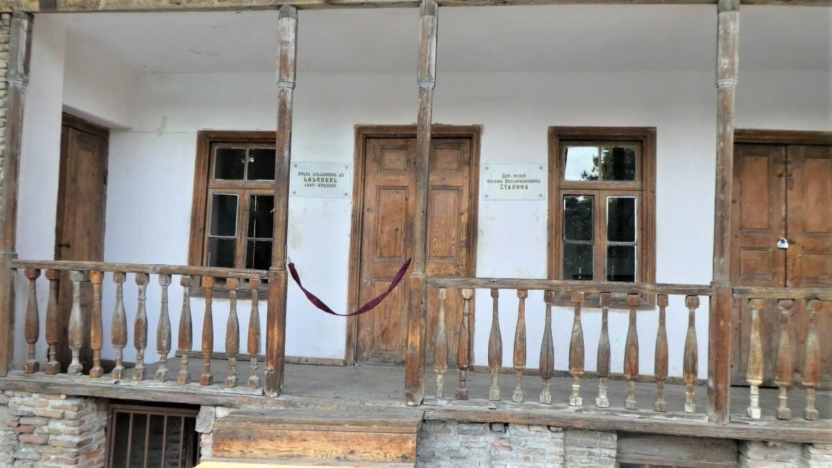 The birthplace of Stalin, Gori