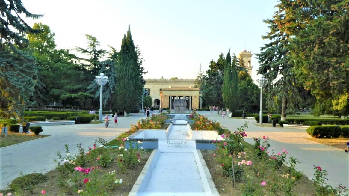 The Stalin Park and its museum