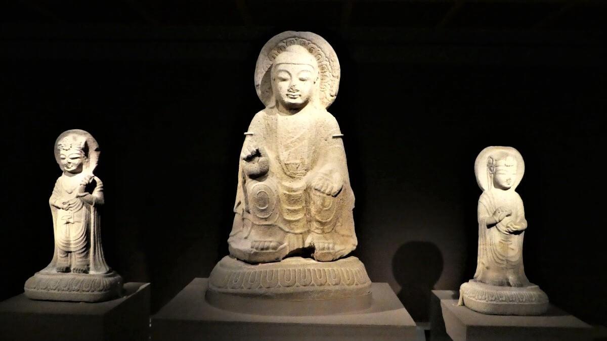 Statues of the Silla Kingdom