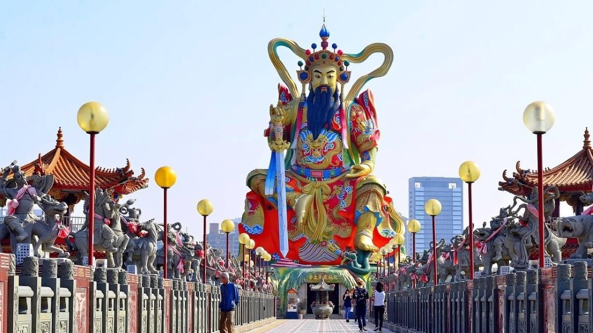 Kaohsiung in Taiwan
