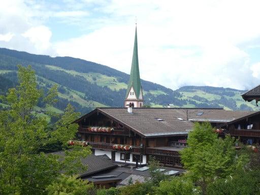 Hotel Böglerhof in Alpbachtal, Austria