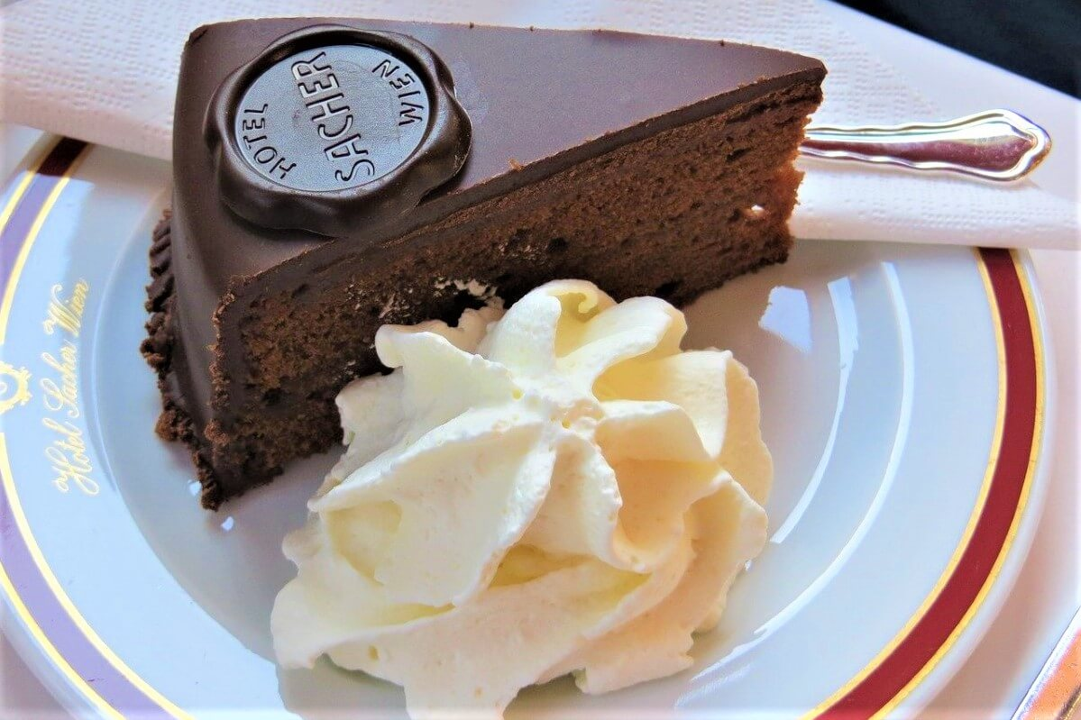Eat some delicious pastry at Cafe Hacker in Rattenberg, Austria