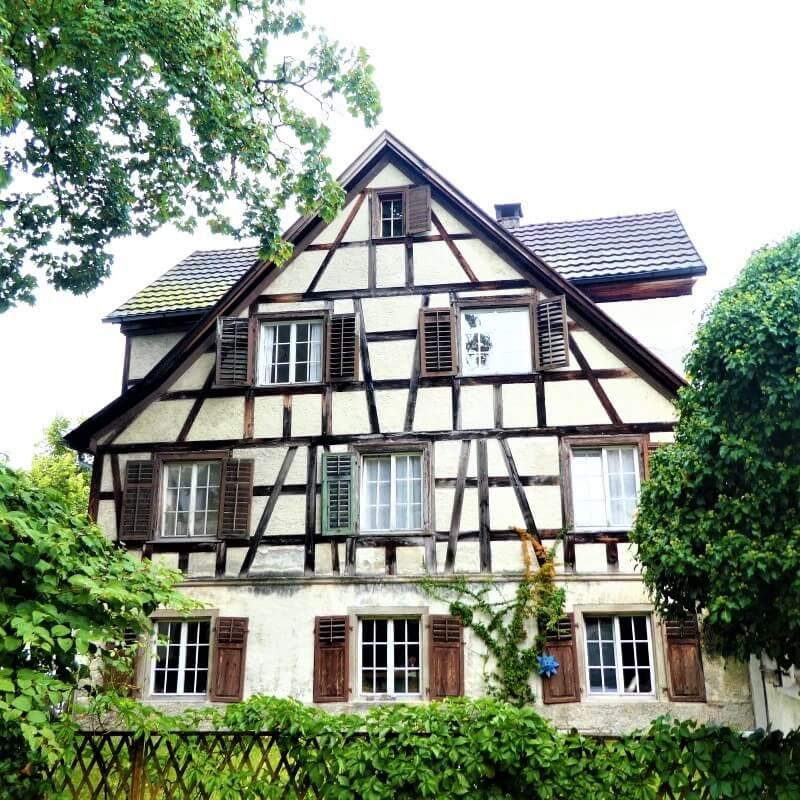 House in the Oberstadt, Bregenz