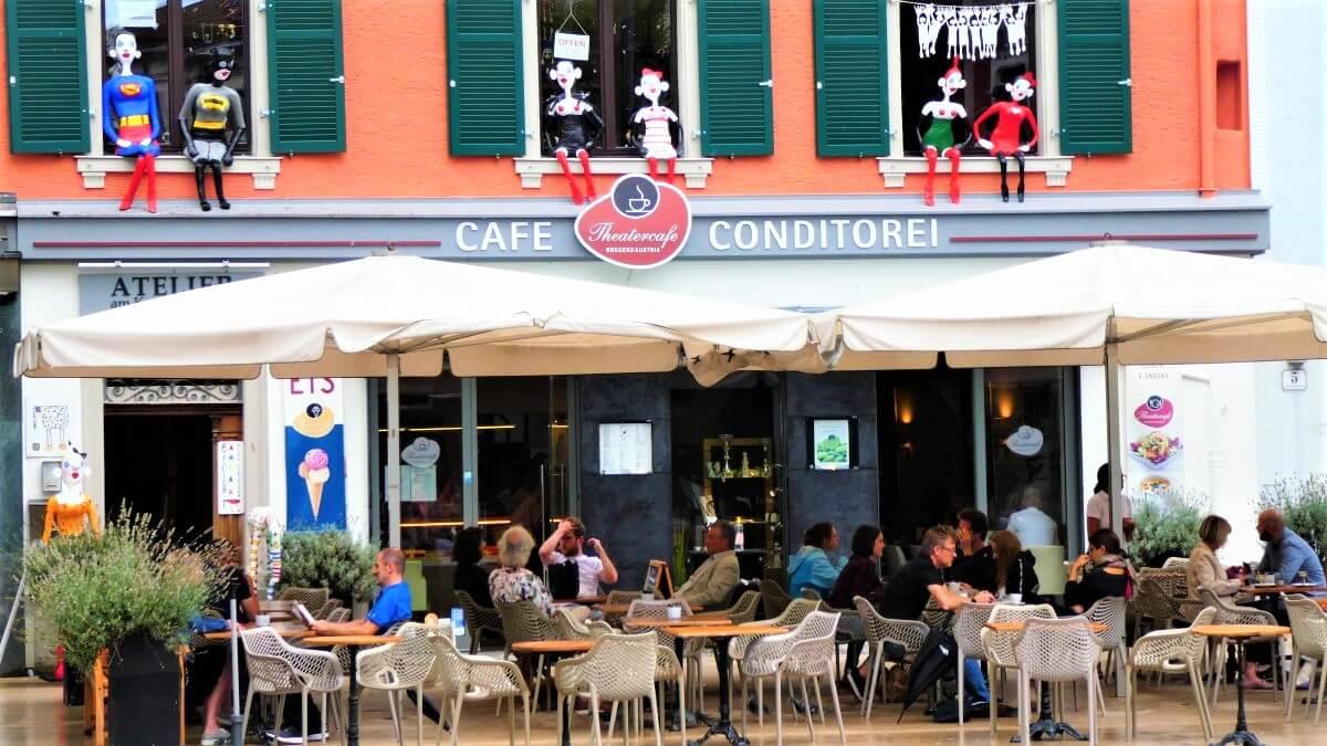 Theater Café & Konditorei Bregenz, Vorarlberg