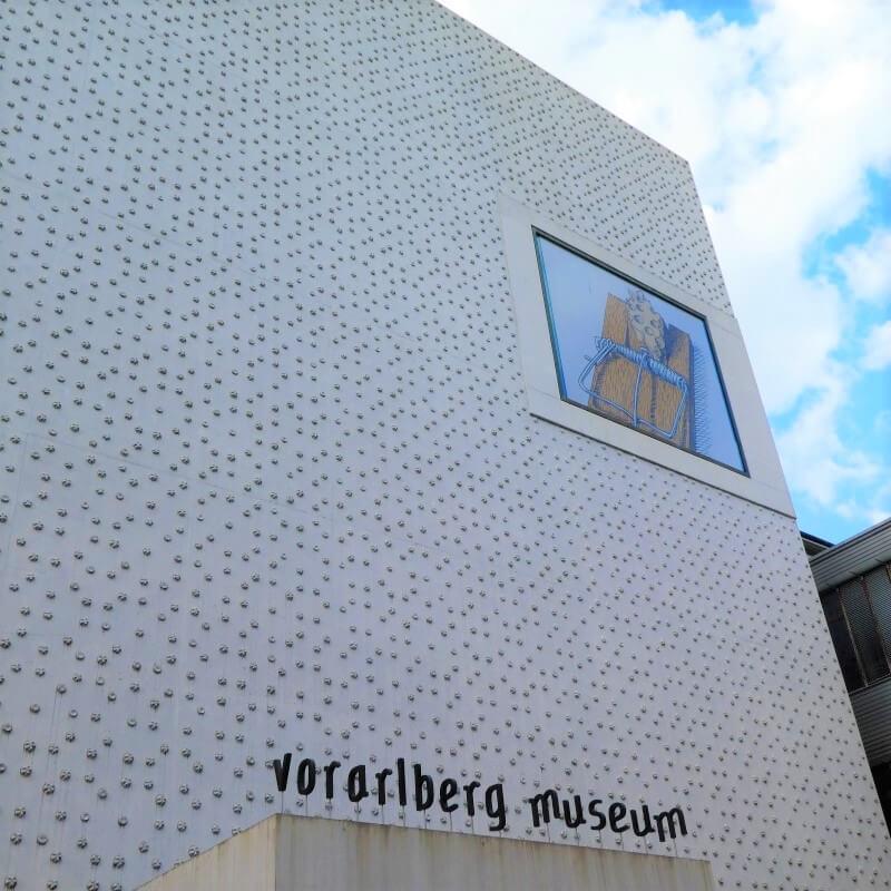 The Vorarlberg Museum in Austria