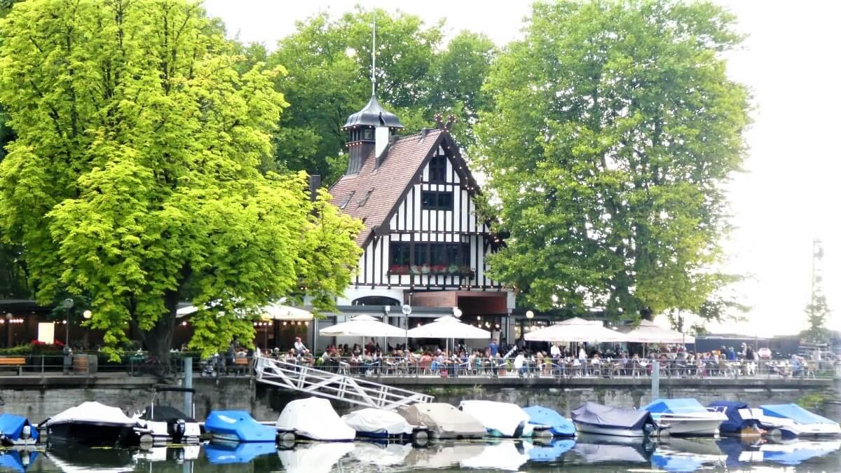 Lake Constance Restaurant, Bregenz