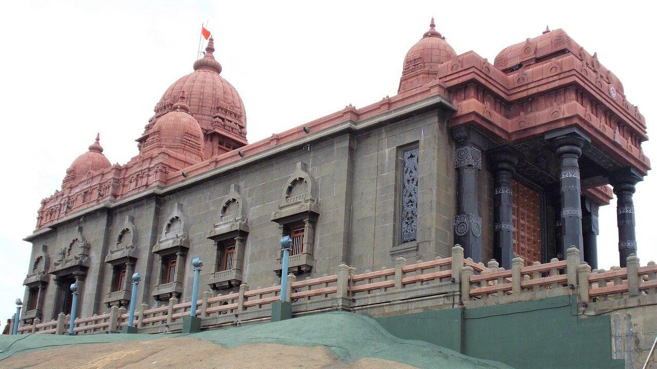 Southernmost tip of India, Vivekananda Rock Memorial