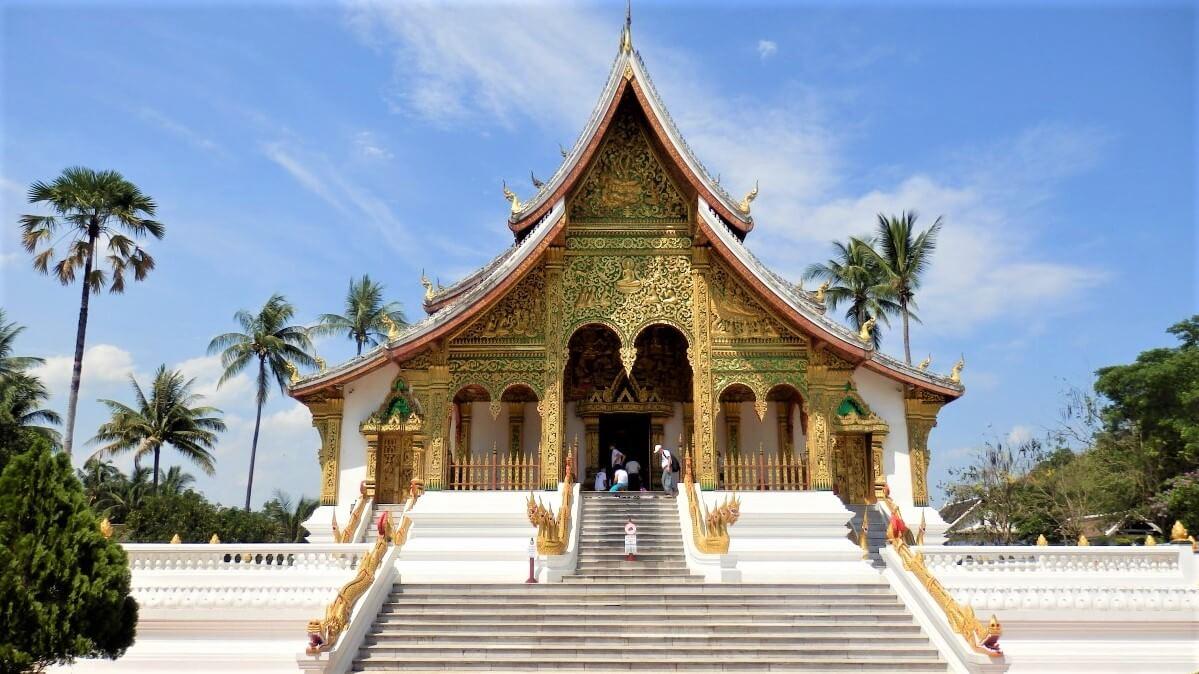 History of the Kingdom of Luang Prabang in Laos