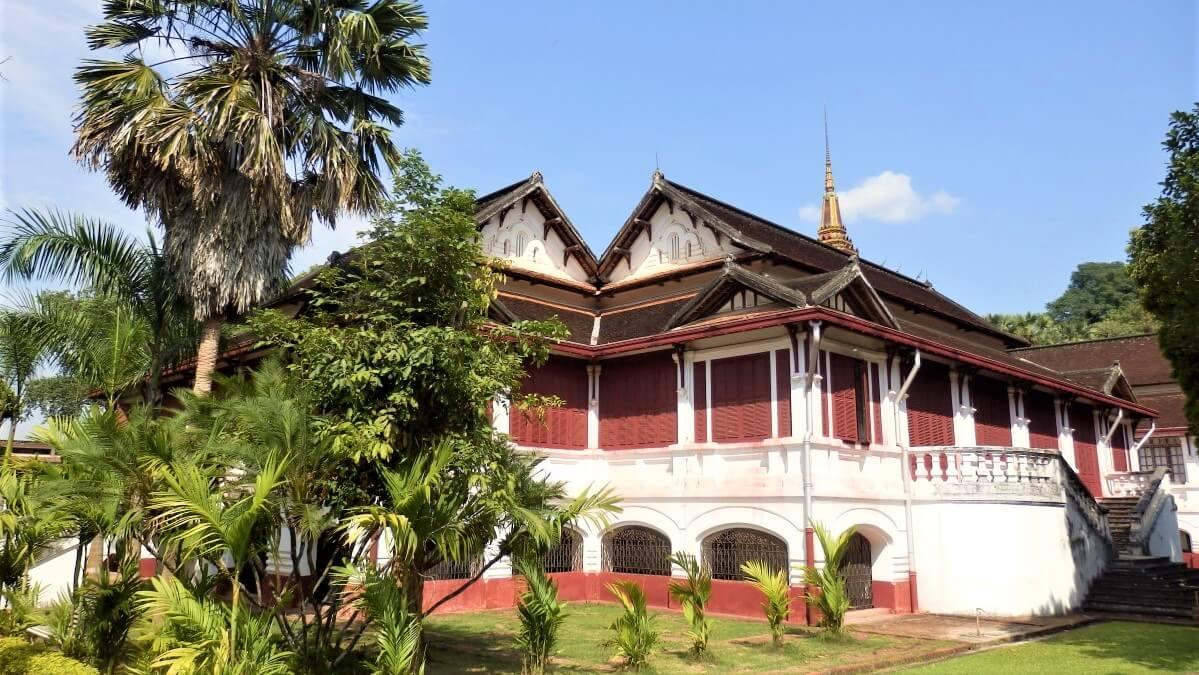 The Royal Palace, Laos