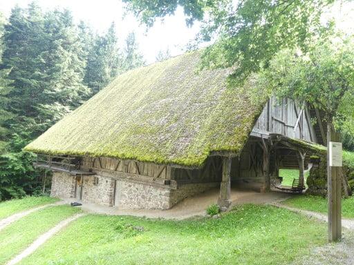 Museum Tiroler Bauernhofe, Austria