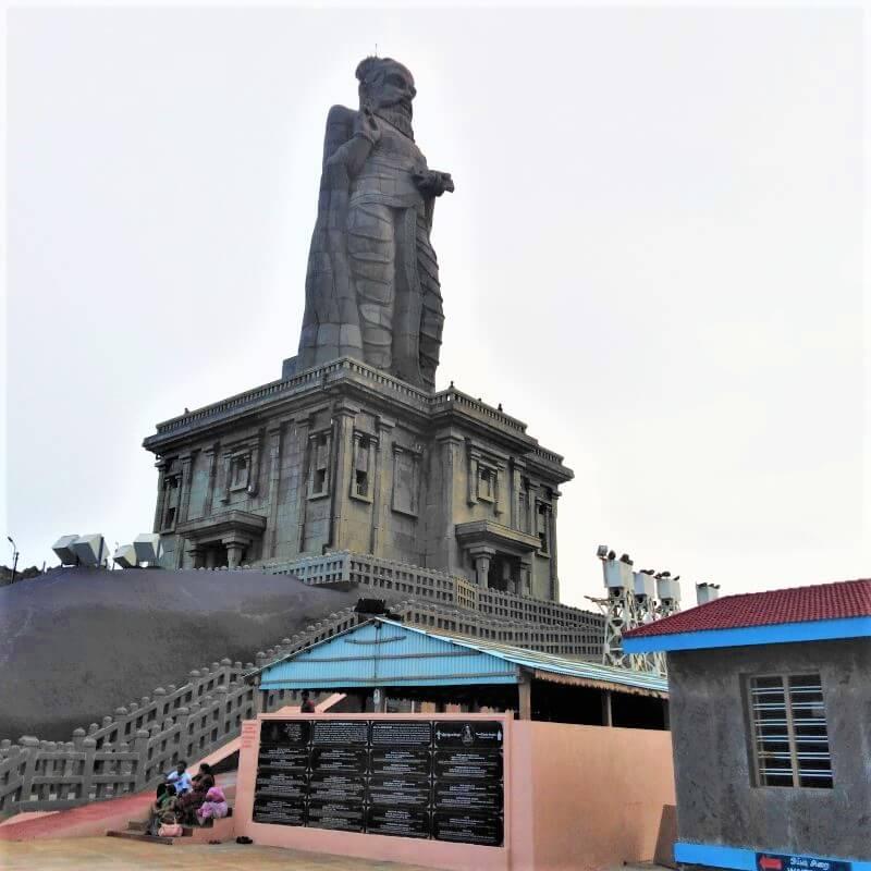 The philosopher Thiruvalluvar in India