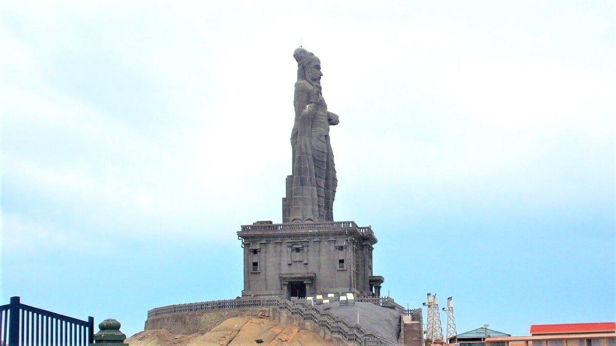 From Vivekananda Rock Memorial to Thiruvalluvar Statue in India
