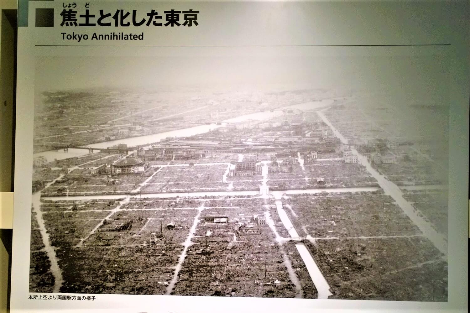 History: The City of Tokyo after the Second World War
