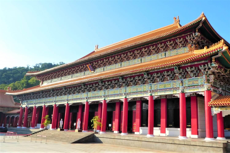 Sightseeing in Taipei, Martyrs Shrine