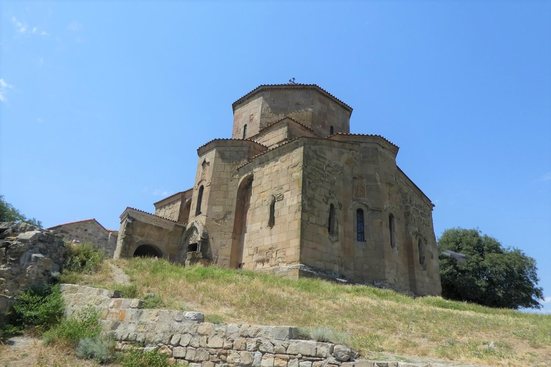 Jvari Monastery in Mtskheta, Georgia