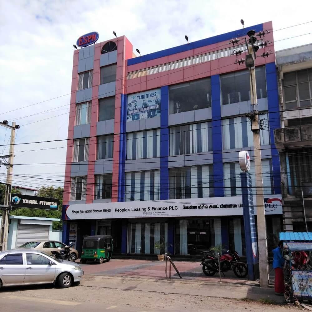 Accommodation in Jaffna