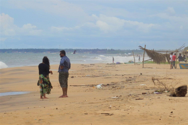 Fishing Village of Negombo in Sri Lanka