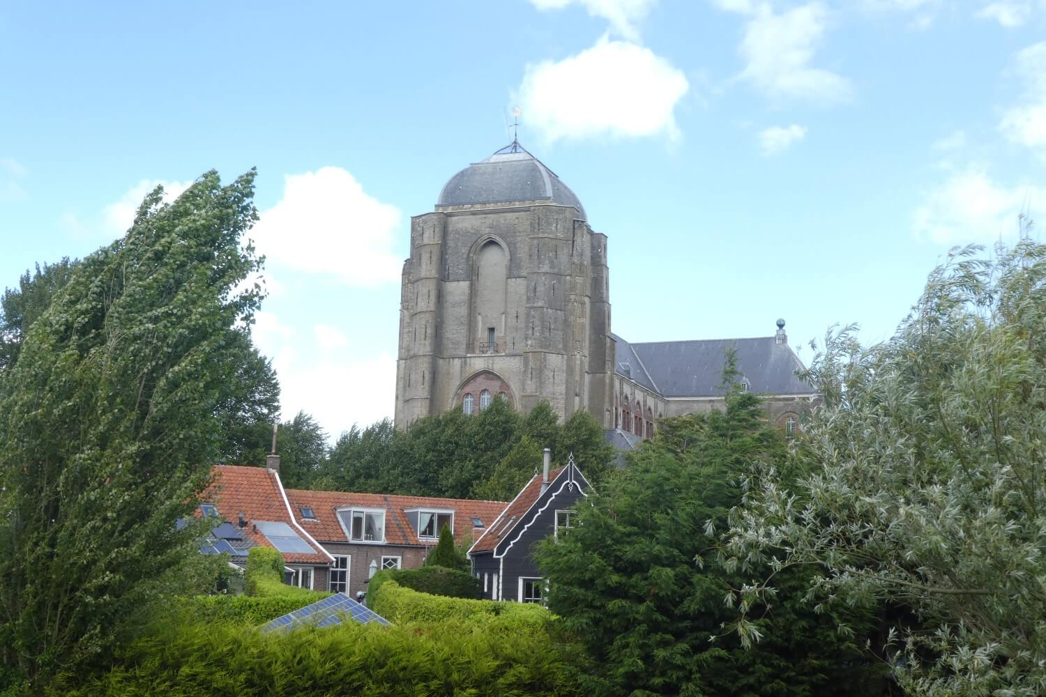 The Great Church or the Church of Our Lady in Veere