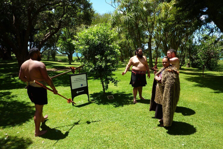 Cultural representation of the Maori in New Zealand