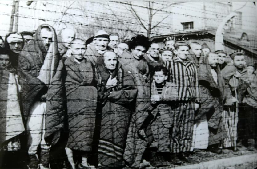 History of Auschwitz Birkenau in Poland