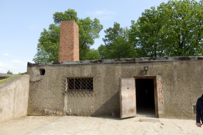 Gas Chamber, Auschwitz-Birkenau