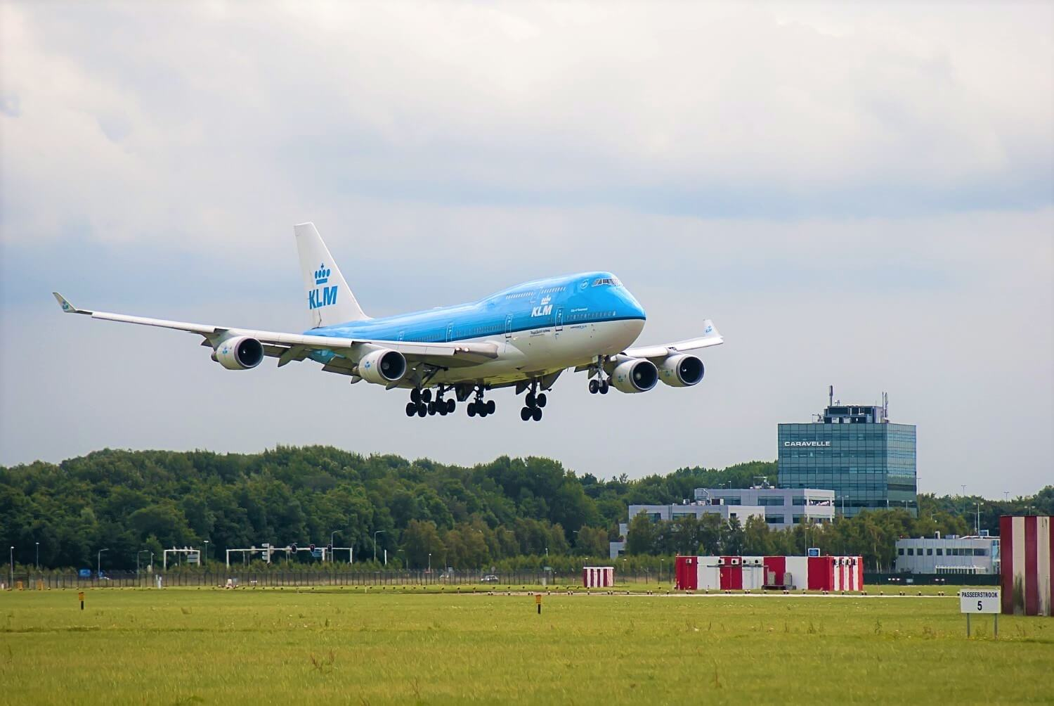The International Airport of Amsterdam, Schiphol
