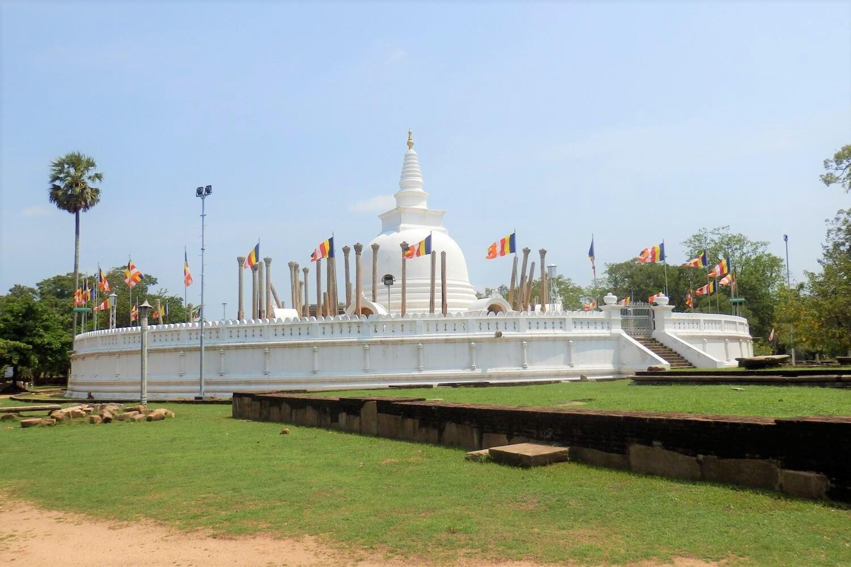 Thuraparama dagoba