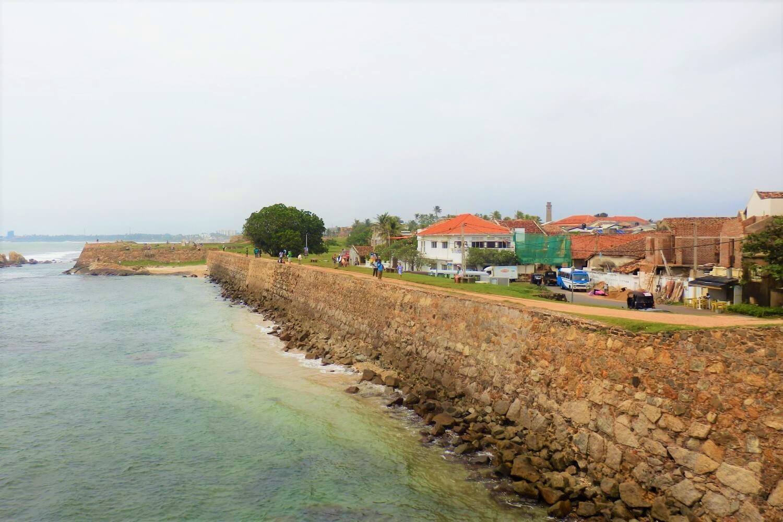 Long history of the Dutch Fort in Sri Lanka